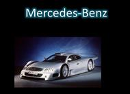 Mercedes Benz-car of the world  powerpoint presentation
