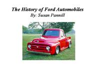 Ford powerpoint presentation
