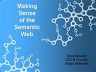 Making sense of semantic web powerpoint presentation