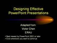 How to make effective PowerPoint Presentations powerpoint presentation