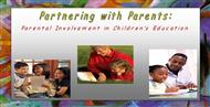 Increasing Parental Involvement in Children's Education powerpoint presentation