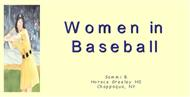 women and baseball powerpoint presentation
