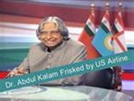 Condemn US airline for insulting former President Abdul Kalam powerpoint presentation
