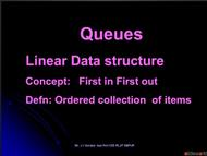 Linear Q powerpoint presentation