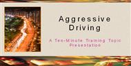 Aggressive Driving  powerpoint presentation