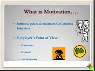 Employee-Motivation powerpoint presentation