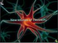 New sources of electricity powerpoint presentation