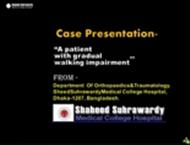 Spinal Tuberculosis Potts Disease Case powerpoint presentation