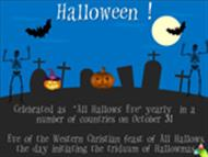 Halloween powerpoint presentation