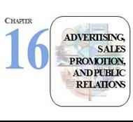 ADVERTISING, SALES PROMOTION, AND PUBLIC RELATIONS powerpoint presentation