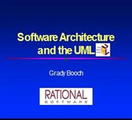 Software Architectureand the UML powerpoint presentation