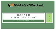 HAZARD COMMUNICATION OSHA 29 CFR 1910.1200 powerpoint presentation