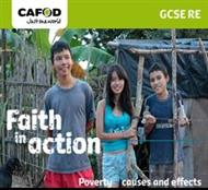 Faith in Action Poverty causes and effects powerpoint presentation