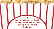4 Government?s Role in the Economy: The Offer You Can?t Refuse powerpoint presentation