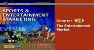 CHAPTER 10 : Entertainment Market powerpoint presentation
