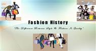 Fashion History ?The Difference Between Style & Fashion Is Quality? powerpoint presentation