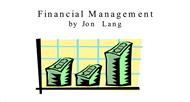 Financial Management powerpoint presentation