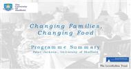 Changing Families, Changing Food powerpoint presentation