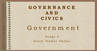 GOVERNANCE AND CIVICS Government powerpoint presentation