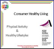 Consumer Healthy Living powerpoint presentation
