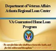 Department of Veteran Affairs Atlanta Regional Loan Center powerpoint presentation