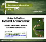 Internet Advancement powerpoint presentation