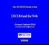 DICOM and the Web powerpoint presentation