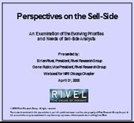 Perspectives on the Sell-Side powerpoint presentation