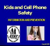 Kids and Cell Phone Safety powerpoint presentation