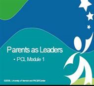 Parents as Leaders powerpoint presentation