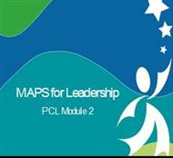 MAPS for Leadership powerpoint presentation