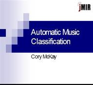 Automatic Music Classification powerpoint presentation