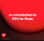 An Introduction to PRS for Music powerpoint presentation
