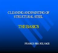 CLEANING AND PAINTING OF STRUCTURAL STEEL powerpoint presentation