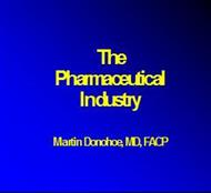The Pharmaceutical Industry powerpoint presentation