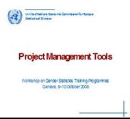Project Management Tools powerpoint presentation
