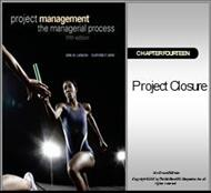 Project Closure powerpoint presentation