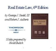 Real Estate Law, 6th Edition powerpoint presentation