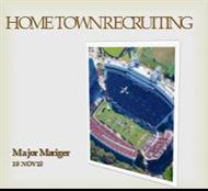 HOME TOWN RECRUITING powerpoint presentation