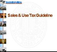 Sales & Use Tax Guideline powerpoint presentation