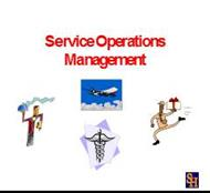 Service Operations Management powerpoint presentation