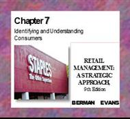 Chapter 7 . Identifying and Understanding Consumers powerpoint presentation