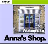 Welcome to Anna 's Shop. powerpoint presentation