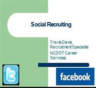 Social Recruiting powerpoint presentation