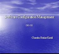 Software Configuration Management powerpoint presentation