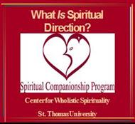 What Is Spiritual Direction? powerpoint presentation