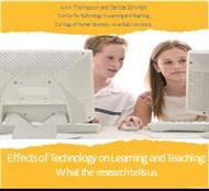 Effects of Technology on Learning and Teaching: What the research tells us powerpoint presentation