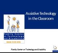 Assistive Technology in the Classroom powerpoint presentation