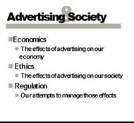 Advertising Ethics powerpoint presentation