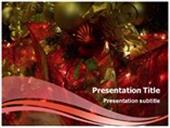Christmas Celebration PowerPoint Template